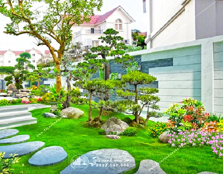 quy-trinh-thiet-ke-thi-cong-tieu-canh-san-vuon-dep-tao-thanh-diem-nhan-dac-biet-khong-gian-nha-ban Tiểu Cảnh Sân Vườn Biệt Thự Ngoài Trời
